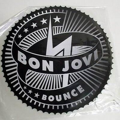 BON JOVI bounce 2002 saw blade RARE promotional mobile Flawless New Old Stock