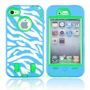 Green Polka Dot iPhone 4 Case
