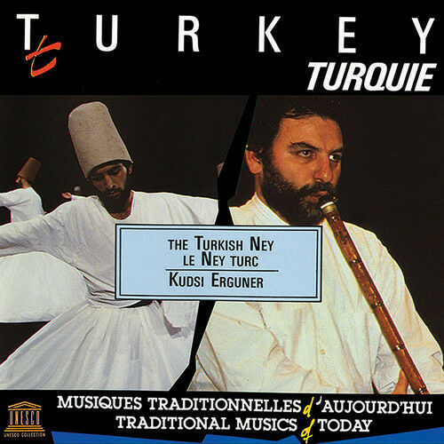 Kudsi Erguner - Turkey: Turkish Ney [new Cd]