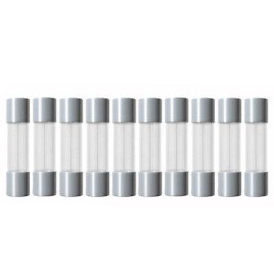 10 Stück FSP Sicherung Glassicherung Fuse F 2A 250V Flink 5x20mm Feinsicherung
