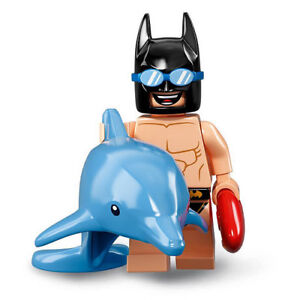 NEUF LEGO BATMAN EN VACANCES SÉRIE BATMAN MOVIE 2