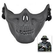 Black Skull Mask