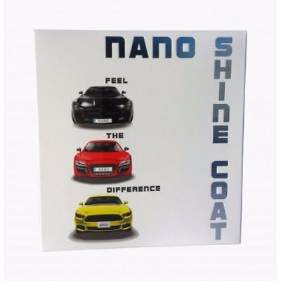 Nano Shine Coat Car Body Protection  The Special Nano Coating For Car Paint 2018