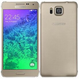 Samsung Alpha 32GB Unlocked Grade A Like New