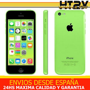 Apple-iPhone-5c-Verde-16GB-Moviles-Libres-Nuevo-Stock-CON-GARANTIA