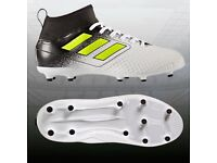 Adidas Ace 17.3 Primemesh FG Kids Football Boot Dust Storm UK4. Pls No silly offers