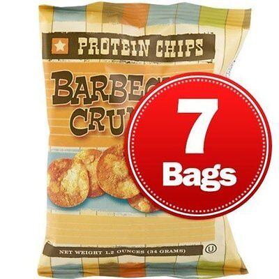 NUTRIWISE | Barbecue Potato Chips | High Protein, High Fiber, Low Fat