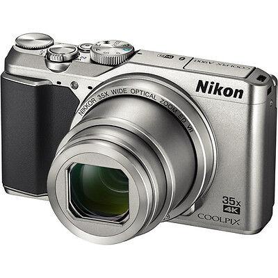 Nikon Coolpix A900 Digital Camera - Silver