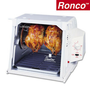 Ronco Showtime Rotisserie & BBQ