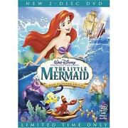 The Little Mermaid DVD 2006