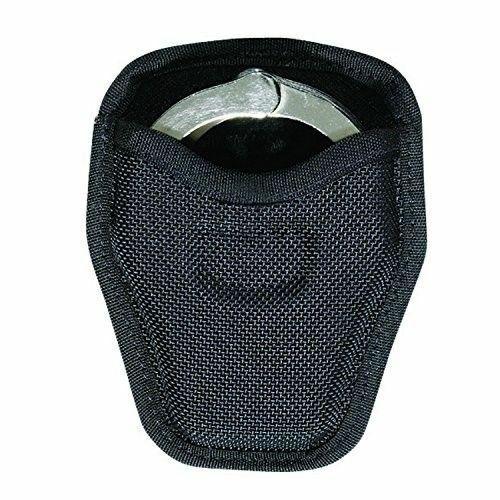 Bianchi 22964 Black Accumold Elite Open Top Handcuff Cuff Case
