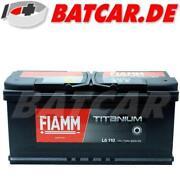 Batterie 12V 110AH