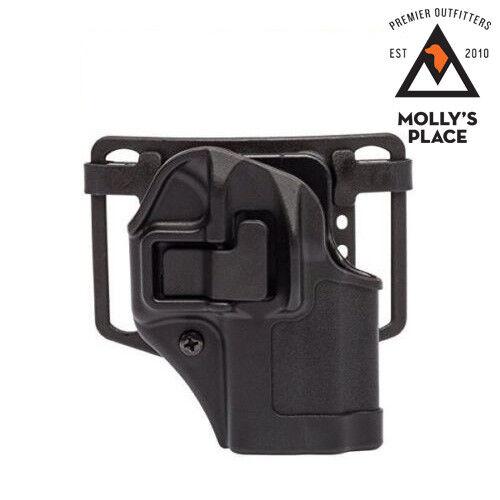 Blackhawk 410567BK-R, Serpa CQC Concealment Holster for Glock42 #67 Right Hand