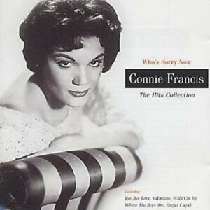 Connie Francis : The Hits Collection CD (2002)