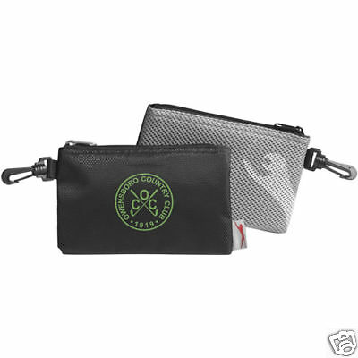 64a227f7672a Golf Valuables Accessory Pouch Ditty Tool Bag Zippered