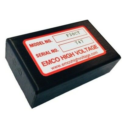 Emco F30ct High Voltage Power Supply Module 3kv 3000 Volts