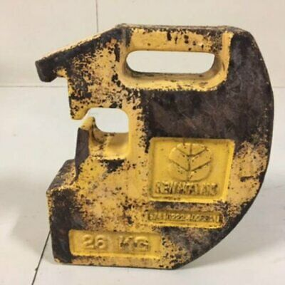 Used Suitcase Weight New Holland L565 Ls160 Ls170 L160 L170 Ls180 Lx565 Lx885