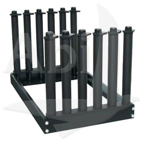 5 Lite Windshield Rack for Auto Glass and Trucks, EPDM Rubber, Top Quality