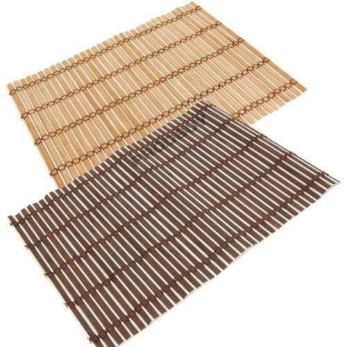Wood Placemats Ebay