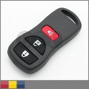 Nissan Xterra Key