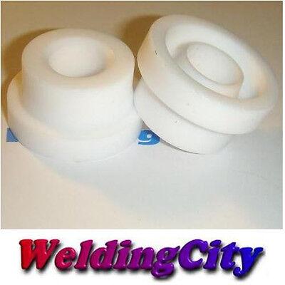 5-pk Tig Welding Torch Lg Gas Lens Gasket Insulator 54n63 For 171826 Us Seller
