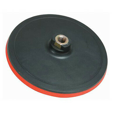 180mm hook and loop backing pad m14