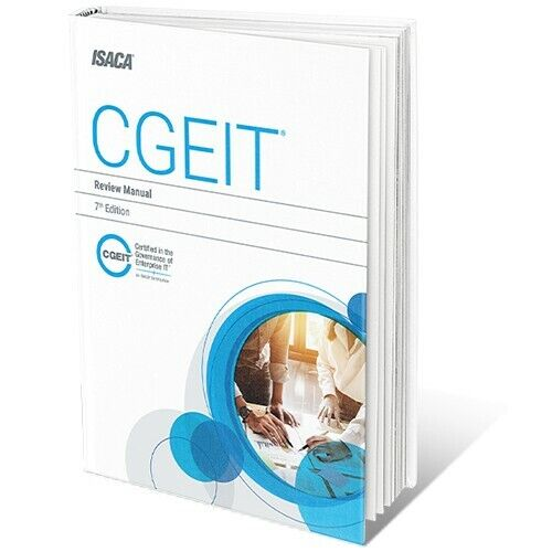 CGEIT Review Manual by ISACA, 7th edition
