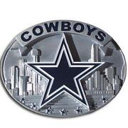 Dallas Cowboys Belt Buckle