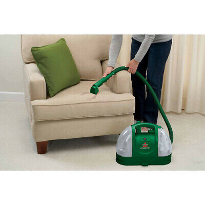 Portable Spot And Stain Cleaner BISSELL Little Green 1400M Removable Water Tank