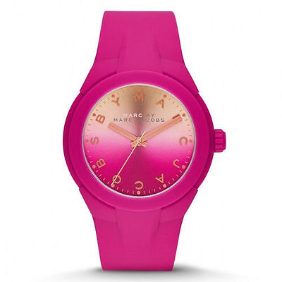 Marc by Marc Jacobs Pink XUP Quartz Analog Women's Watch MBM5538