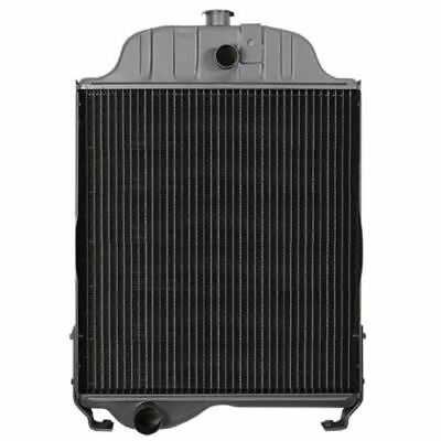At48171 Radiator For John Deere Tractor 1520 300b 301a 302 Wo Oil Cooler