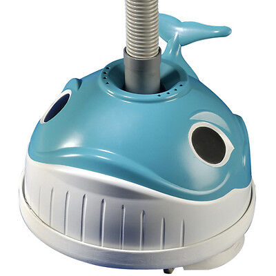 Hayward Wanda the Whale Automatic Above Ground Swimming Pool Vacuum Cleaner