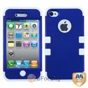 Rubber Matte Hard Case Cover for iPhone 4G 4S