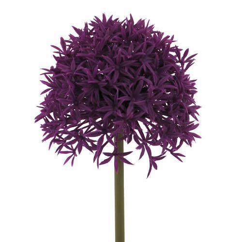 allium kunstblume blumen k nstliche pflanzen ebay. Black Bedroom Furniture Sets. Home Design Ideas