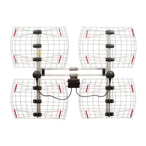 Antennas Direct Db8-e Enhanced Db8e Multi-directional Bowtie Uhf Antenna