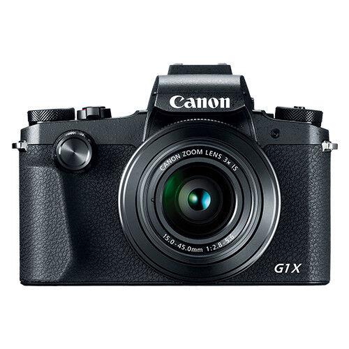 Canon PowerShot G1 X Mark III 24.2-Megapixel Digital Camera 2208C001