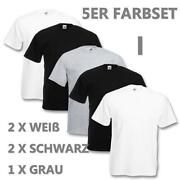 Herren T-shirts L Neu