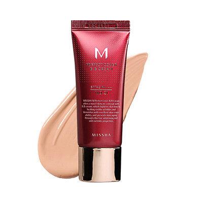 [MISSHA] M Perfect Cover Blemish Balm BB Cream 20ml - #21