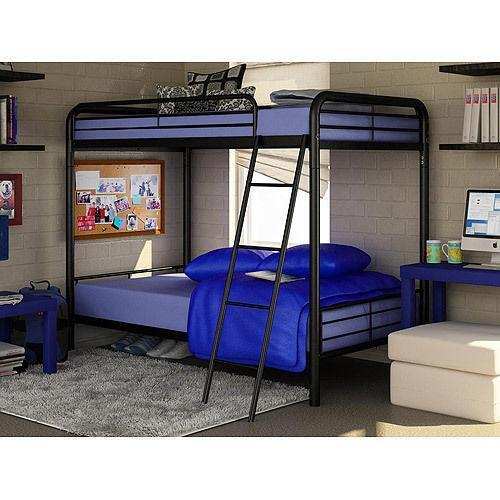 Black Metal Bunk Beds Ebay