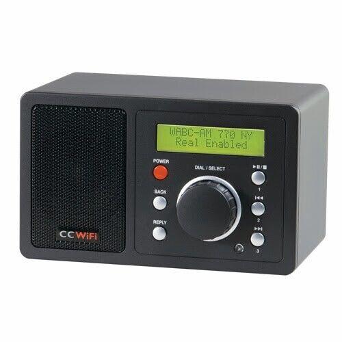 C.Crane CCWiFi CC WiFi internet radio Barely used
