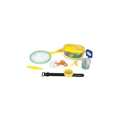 Adventure Kids Insect Bug Catcher Set - 6 Pieces New