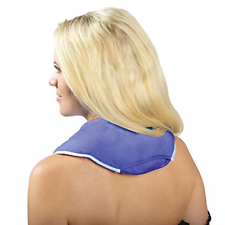 microwave heating pad neck and shoulders reusable heated