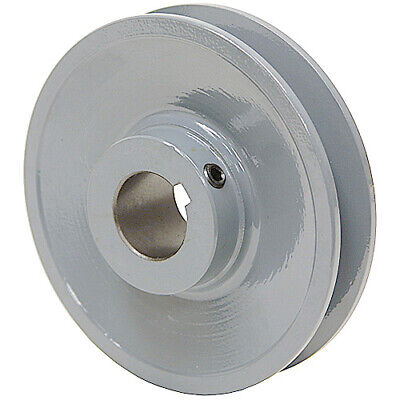 3.75 Diameter 34 Bore 1 Groove V-belt Pulley 1-bk36-c