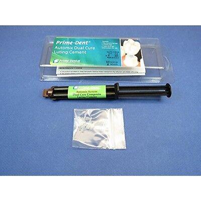 Adhesive Dual Cure Permanent Luting Cement Ionomer Crown Bridge Veneer Brackets