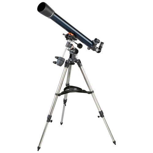 Celestron 21062cel Astromaster 70eq Telescope W/ 165x Maximum Magnification