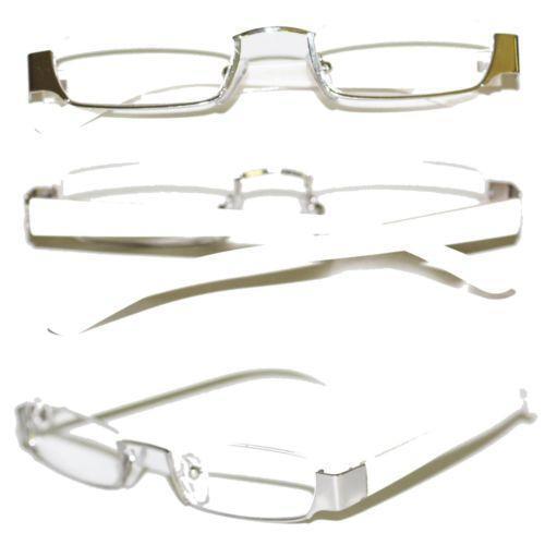 half eye reading glasses ebay