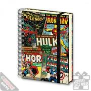 Marvel Notebook