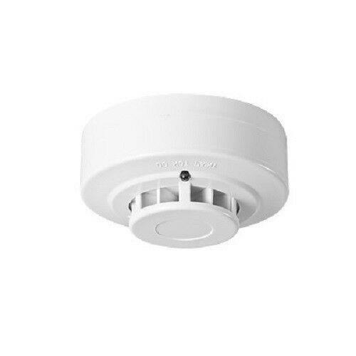 NEW 4-wire Photoelectric Smoke and Heat detector Security Alarm Protection