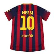 Barcelona Messi Home Jersey
