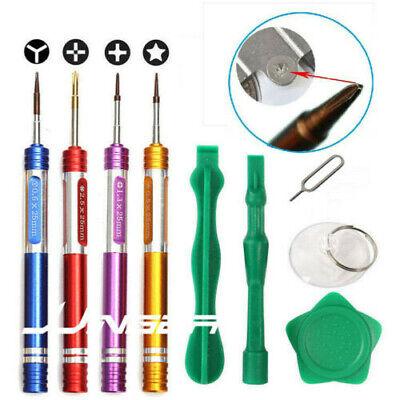 Cell Phone Repair Opening Pry Tools Screwdriver Kit Set iPhone X XR XS 8 7 6 5 4 Phone Tool Kit